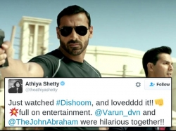 Dishoom Movie Review By Audience Live Update