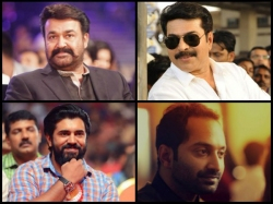 Malayalam Actors Who Are Busy With Other Language Projects