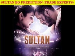 Sultan Box Office Prediction By Trade Experts Taran Adarsh Others