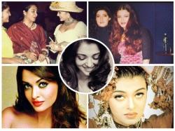 Unseen Pictures Aishwarya Rai Remind She Most Beautiful Woman World