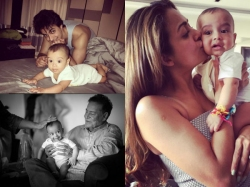 Arpita Khan And Aayush Sharma Shares Cute Pictures Of Ahil