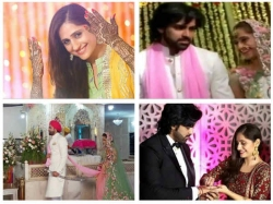 Mayank Gandhi Hunar Hale Get Married In Delhi Wedding Pics