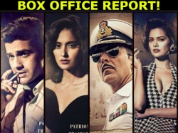 Rustom First Day Friday Box Office Collection Opening Day Report