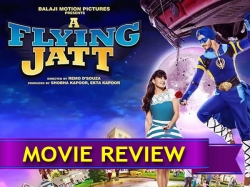 A Flying Jatt Review Story Plot And Rating Tiger Shroff