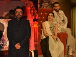 Why Is Ranveer Singh Angry With Padmavati Director Slb