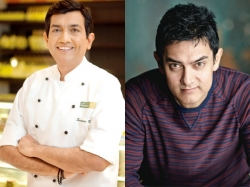 Aamir Khan To Play The Role Of Chef Sanjeev Kapoor In His Next