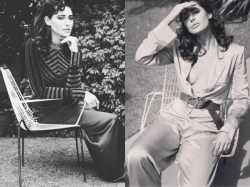 Nargis Fakhri Goes Vintage On Her Latest Pictures