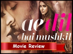 Ae Dil Hai Mushkil Movie Review Story Plot And Rating