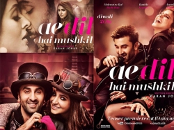 Ae Dil Hai Mushkil First Day Friday Opening Day Box Office Collection