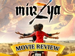 Mirzya Movie Review Plot Story And Rating Harshvardhan Kapoor
