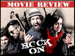 Rock On 2 Movie Review Story Plot And Rating