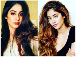 Sridevi Daughter Jhanvi Kapoor Casts A Spell With Her Latest Pictures