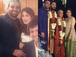 Cricketer Zaheer Khan Is Dating Chak De India Girl Sagarika Ghatge