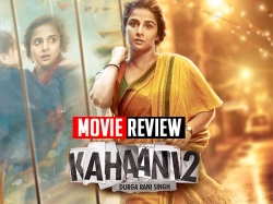 Kahaani 2 Movie Review Story Plot And Rating Vidya Balan