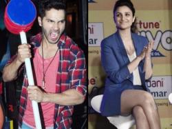Is Varun Dhawan Miffed With Parineeti Chopra Over Her Koffee With Karan Remarks