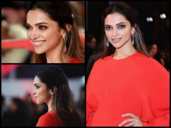 Deepika Padukone Looks Red Hot Spotted In London At The Movie Premiere Pictures
