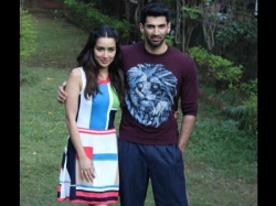 Shraddha Kapoor Aditya Roy Kapur Brings His Own Charm To Whatever He Does