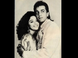 When Sanjay Dutt Reacted To Reports Of His Alleged Affair With Madhuri In An Old Interview