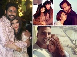 Valentines Day Romantic Picture Bollywood Couple Aishwarya Abhishek Shahrukh Gauri
