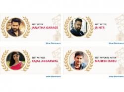 Best Of 2016 Results Jr Ntr Kajal Aggarwal And Janatha Garage Emerge As Winners