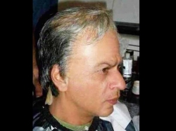 Is This The Real Picture Of Shahrukh Khan Without The Wig Makeup