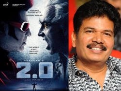 Attack On 2 0 Sets Shankar Apologises To Journalists