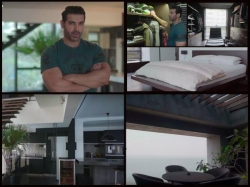 Inside Pictures Of John Abraham S Home In Mumbai Are Too Good To Be Missed