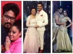 Nach Baliye 8 Romance Drama Dance Vivek Dahiya Goes Down On His Knees For Divyanka Tripathi