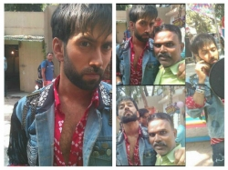 Ishqbaaz Check Out Nakuul Mehtas New Tapori Look For The Show