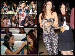 Shweta Bachchan Nanda Rare Pictures With Aishwarya Rai Bachchan Capture Bonding Birthday Special