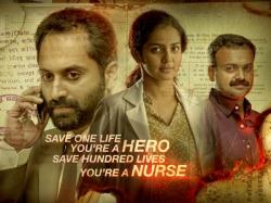 Take Off Movie Review Parvathy Kunchacko Boban Fahadh Faasil Mahesh Narayanan
