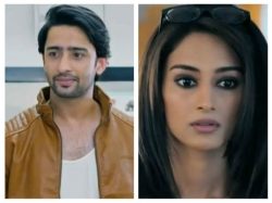 Why Is Shaheer Sheikh Missing From Krpkab Sets Co Star Erica Fernandes Answers