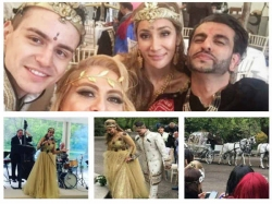Sofia Hayat Gets Married To Vlad Stanescu In A Grand Wedding Ceremony Pics