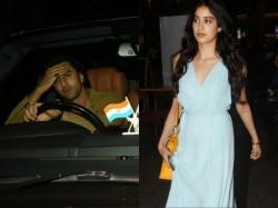 Jhanvi Kapoor Tried To Seek Ranbir Kapoors Attention At Karan Johars Birthday Bash