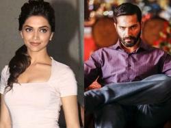 Deepika Padukone To Replace Varun Dhawan In Badlapur 2