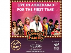 Sunil Grover Ahmedabad Live Show The Comedy Family Cancelled