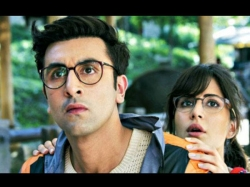 Jagga Jasoos Saturday 2 Days Box Office Collection