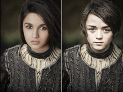 Bollywood Stars Turned Into Game Of Thrones Characters