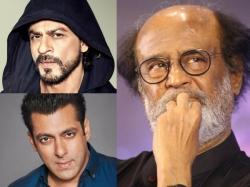 Rajinikanth Shows The Way Shahrukh Khan Salman Khan