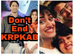 Fans Upset With Sony Decision End Kuch Rang Pyar Ke Aise Bhi Trend Dontendkrpkab On Twitter