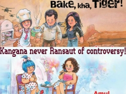 10 Funny Amul Cartoons Depicting Bollywood Stars