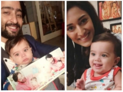 Kuch Rang Pyar Ke Aise Bhi Erica Fernandes Shaheer Sheikh Share Pictures Of Little Munchkin