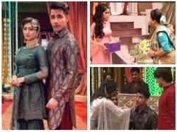 Yeh Rishta Kya Kehlata Hai Spoiler Kriti Naksh Unique Mehendi Ceremony Kartik Naira Different Looks