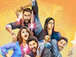 Golmaal Again First Day Opening Friday Box Office Collection