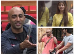Bigg Boss 11 Shocking Akash Dadlani Ask Shilpa Shinde To Apply Lotion On His B Tt Shilpa Reply Funny