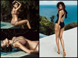 Esha Gupta Latest Bikini Photoshoot For Gq Will Leave You Gasping For Breath New Pictures