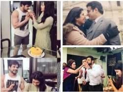 Yeh Hai Mohabbatein Karan Patel Birthday Ankita Divyanka Tripathi Vivek Others Shower Sweetest Bday
