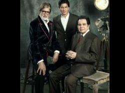 Shahrukh Khan Backed Out Of A Film Starring Amitabh Bachchan Aishwarya Rai Dilip Kumar