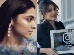 Priyanka Chopra Deepika Padukone Instagram Followers Battle