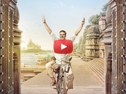 Padman Trailer Akshay Kumar